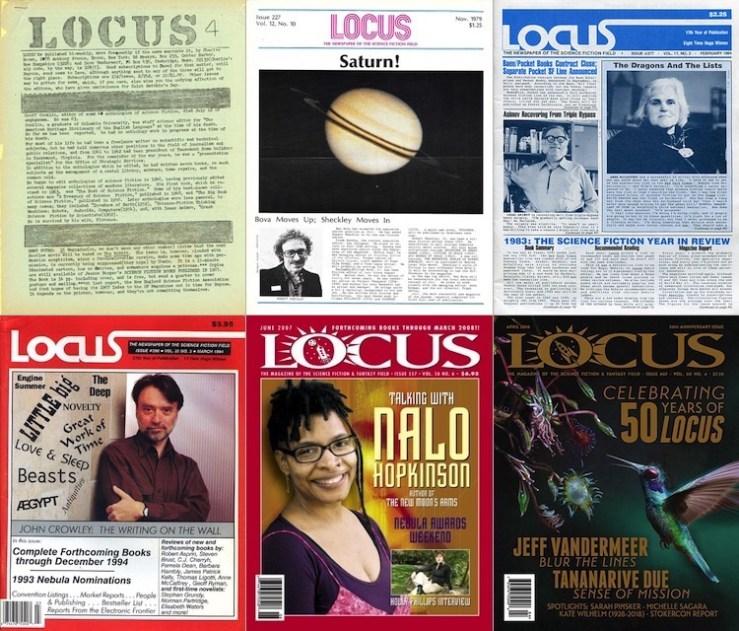 Locus-covers